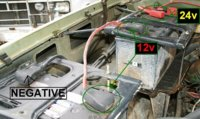 Wiring a Military Surplus Hummer | eLightbars on