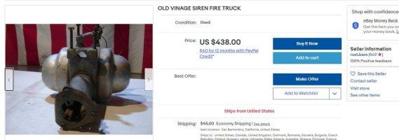 Old fire truck siren.JPG