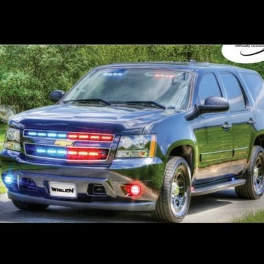 2007 Chevy Tahoe PPV, how many batteries? | eLightbars